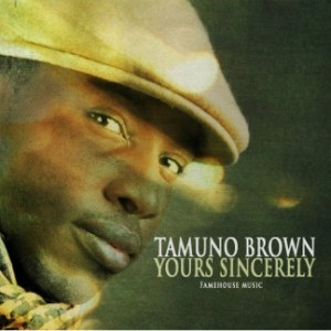 Tamuno Brown Front Cover Artwork
