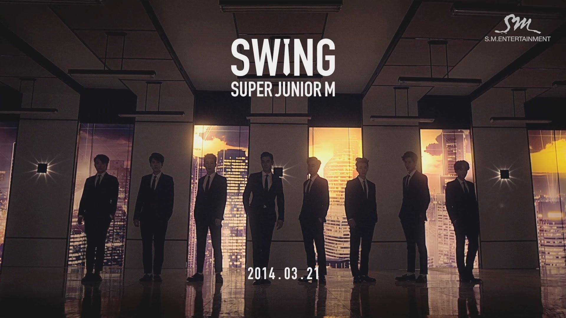Super Junior M – Swing MV Teaser